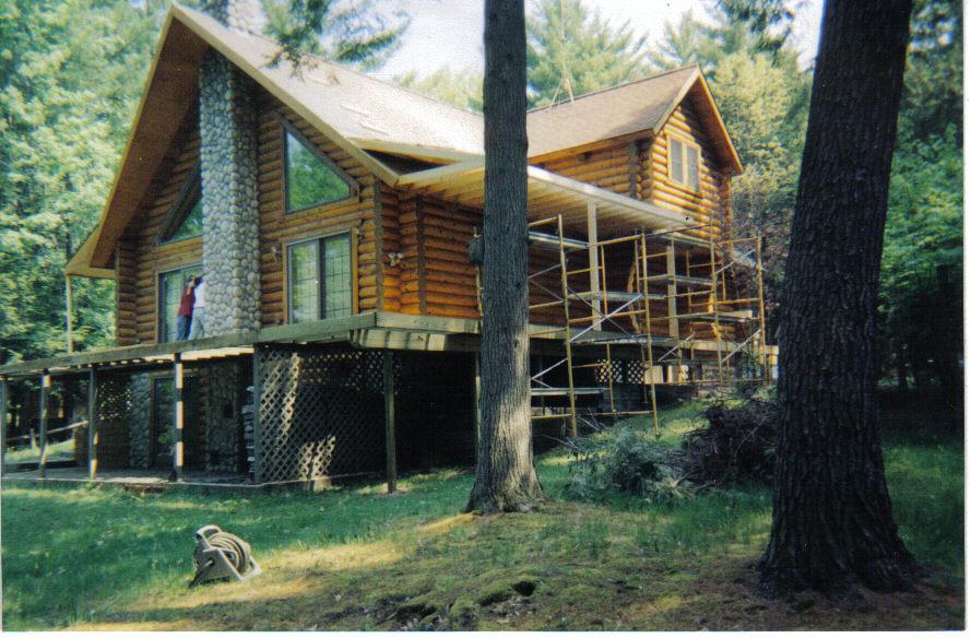 Appalachian Log Home Repair Adirondack Pennysaver