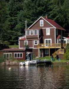 $625000 Beautifully restored waterfront home (Lake Flower Saranac Lake)